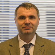 Photo of Dr. Jerry Comanescu, Licensing Associate