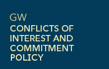 Conflicts of Interest and Committment Policy