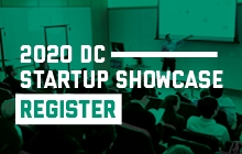 photo of class w text: 2020 DC Startup Showcase