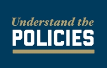 Understand the Policies